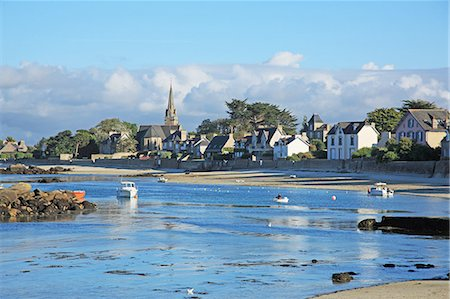 France, Brittany Finistere Stock Photo - Premium Royalty-Free, Code: 6106-07539317