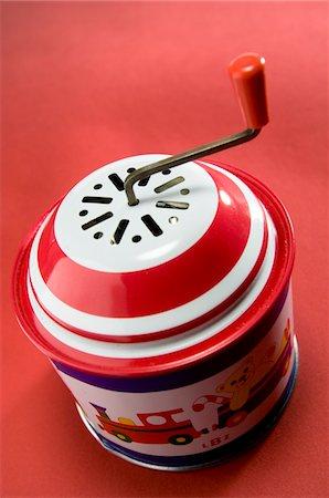 Music box, close-up Stock Photo - Premium Royalty-Free, Code: 6108-05873510