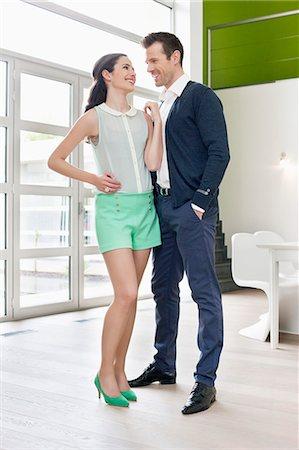 Romantic couple Stock Photo - Premium Royalty-Free, Code: 6108-06168456