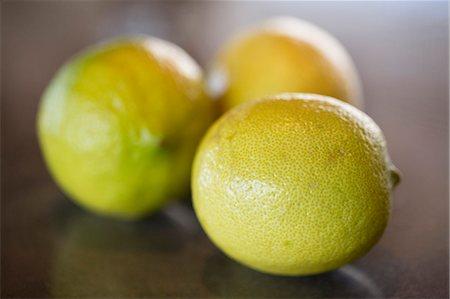 Close-up of lemons Stock Photo - Premium Royalty-Free, Code: 6108-06908179