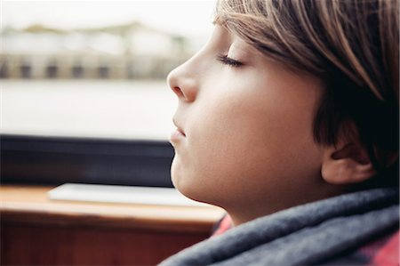 Boy sleeping Stock Photo - Premium Royalty-Free, Code: 6108-07969514