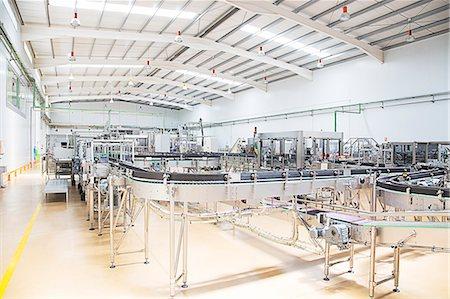 Machinery in factory Stock Photo - Premium Royalty-Free, Code: 6113-07160309