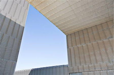 Walls of modern building Stock Photo - Premium Royalty-Free, Code: 6113-07242248