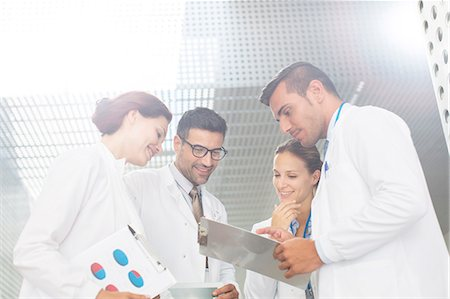 people hospital - Doctors  consulting in hospital Stock Photo - Premium Royalty-Free, Code: 6113-07588988