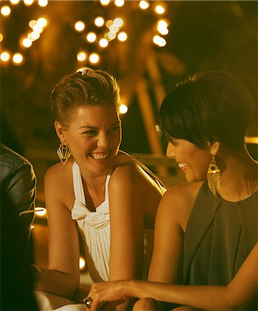 party - Women laughing at party Stock Photo - Premium Royalty-Free, Code: 6113-07730954