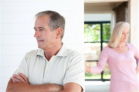 Mature couple Stock Photo - Premium Royalty-Free, Code: 6114-06598094