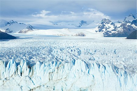 perito moreno glacier - Perito moreno glacier in southern argentina Stock Photo - Premium Royalty-Free, Code: 6114-06598869