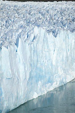 perito moreno glacier - Perito moreno glacier in southern argentina Stock Photo - Premium Royalty-Free, Code: 6114-06598971