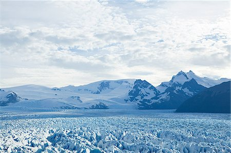 perito moreno glacier - Perito moreno glacier in southern argentina Stock Photo - Premium Royalty-Free, Code: 6114-06598903