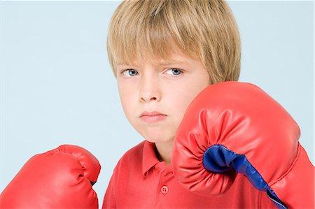 Boy boxing Stock Photo - Premium Royalty-Free, Code: 6114-06651071