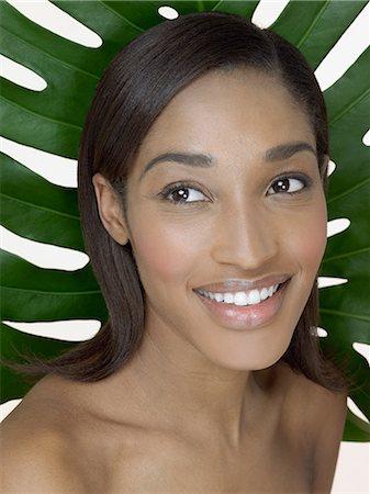 Portrait of a woman Stock Photo - Premium Royalty-Free, Code: 6114-06655317