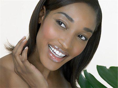 Portrait of a woman Stock Photo - Premium Royalty-Free, Code: 6114-06604156