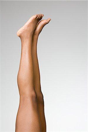 Female legs and feet Stock Photo - Premium Royalty-Free, Code: 6114-06609431
