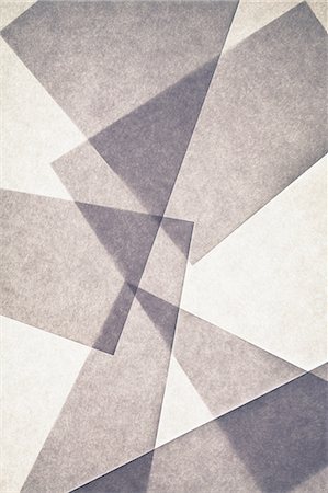 paper - Overlapping pieces of recycled paper Stock Photo - Premium Royalty-Free, Code: 6118-07440702