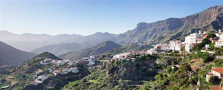 Tejeda, Gran Canaria, Canary Islands, Spain, Europe Stock Photo - Premium Royalty-Free, Code: 6119-07451758