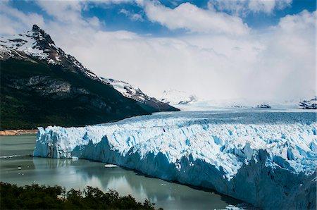 perito moreno glacier - Perito Moreno Glacier, Los Glaciares National Park, UNESCO World Heritage Site, Patagonia, Argentina, South America Stock Photo - Premium Royalty-Free, Code: 6119-07452917
