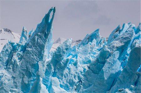 perito moreno glacier - Perito Moreno Glacier, Los Glaciares National Park, UNESCO World Heritage Site, Patagonia, Argentina, South America Stock Photo - Premium Royalty-Free, Code: 6119-07452915