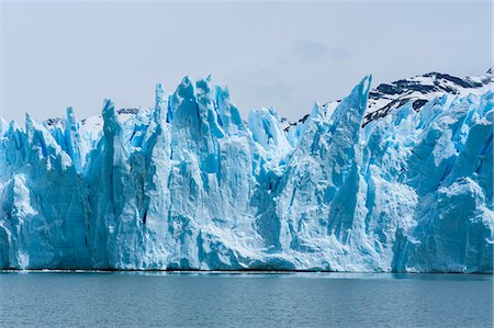 perito moreno glacier - Perito Moreno Glacier, Los Glaciares National Park, UNESCO World Heritage Site, Patagonia, Argentina, South America Stock Photo - Premium Royalty-Free, Code: 6119-07452919