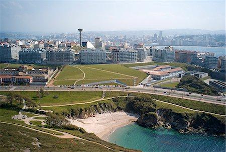 A Coruna, Galicia, Spain, Europe Stock Photo - Premium Royalty-Free, Code: 6119-08266715