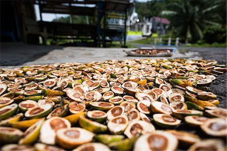 Betel nuts being sold in Pulua Weh, Sumatra, Indonesia, Southeast Asia Stock Photo - Premium Royalty-Free, Code: 6119-08541954