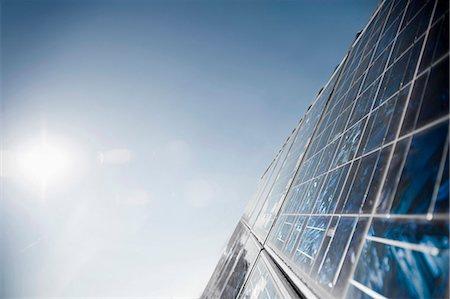 solar power - Solar panels, Bavaria, Germany Stock Photo - Premium Royalty-Free, Code: 6121-07810089