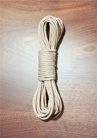 Rope of wooden background Stock Photo - Premium Royalty-Free, Code: 613-07453997