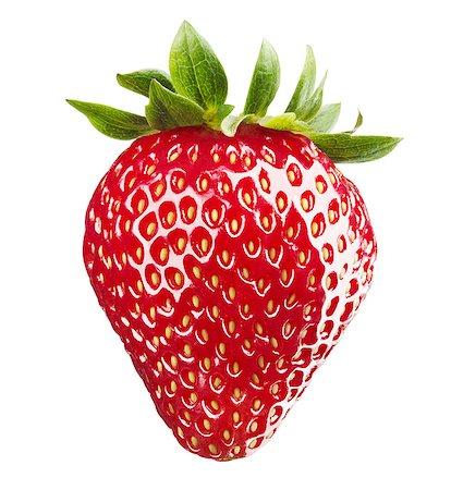 strawberries - Strawberry Stock Photo - Premium Royalty-Free, Code: 613-07596914