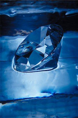 diamond - ice world Stock Photo - Premium Royalty-Free, Code: 613-07780561