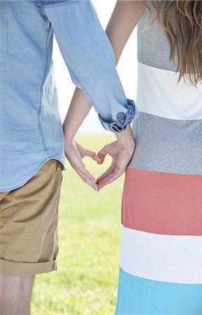 Beautiful young love Stock Photo - Premium Royalty-Free, Code: 613-08181272