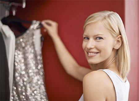 The perfect dress Stock Photo - Premium Royalty-Free, Code: 613-08201378