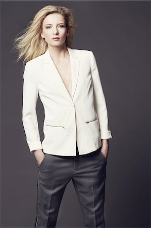 fashion - She has great fashion sense Stock Photo - Premium Royalty-Free, Code: 613-08235208