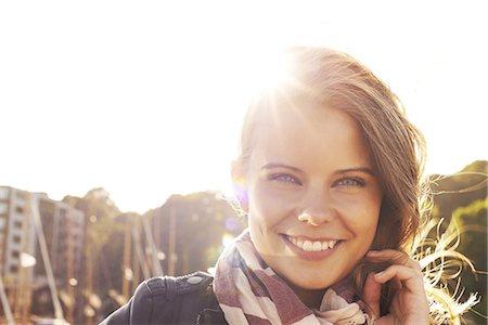 sun - Urban beauty Stock Photo - Premium Royalty-Free, Code: 613-08235647