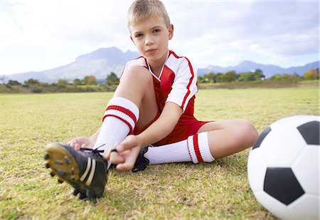 He'll make it big some day Stock Photo - Premium Royalty-Free, Code: 613-08233924
