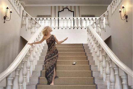 rich lifestyle - Cinderella story Stock Photo - Premium Royalty-Free, Code: 613-08390660