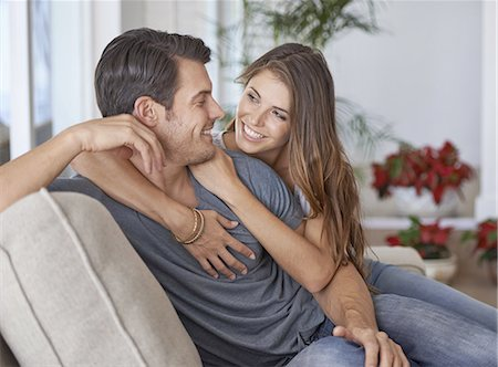 We love our quality time mornings Stock Photo - Premium Royalty-Free, Code: 613-08391327