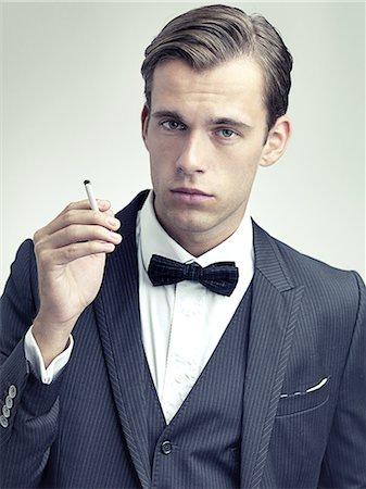 Cigarette? Stock Photo - Premium Royalty-Free, Code: 613-08526901