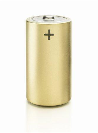 Battery, close up Stock Photo - Premium Royalty-Free, Code: 613-01191225