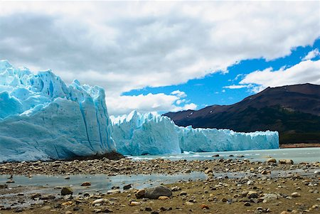 perito moreno glacier - Glaciers in a lake, Moreno Glacier, Argentine Glaciers National Park, Lake Argentino, El Calafate, Patagonia, Argentina Stock Photo - Premium Royalty-Free, Code: 625-01751633