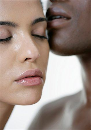 Intimate couple Stock Photo - Premium Royalty-Free, Code: 628-05817759