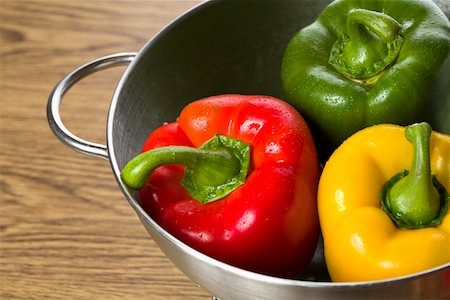 paprika - Paprika mix in a colander Stock Photo - Premium Royalty-Free, Code: 628-02228089