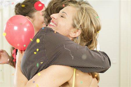 Man embracing a woman Stock Photo - Premium Royalty-Free, Code: 628-02615294