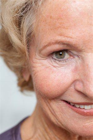Confident senior woman Stock Photo - Premium Royalty-Free, Code: 628-03201171