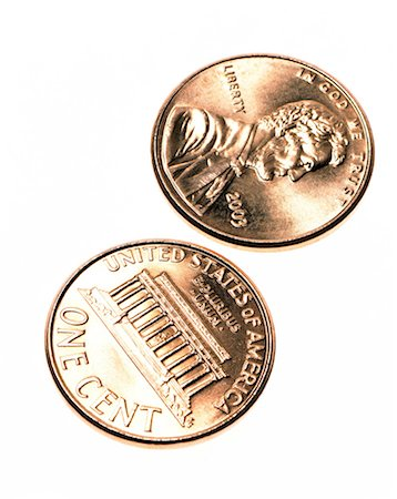 Heads or Tails Stock Photo - Premium Royalty-Free, Code: 621-00745348