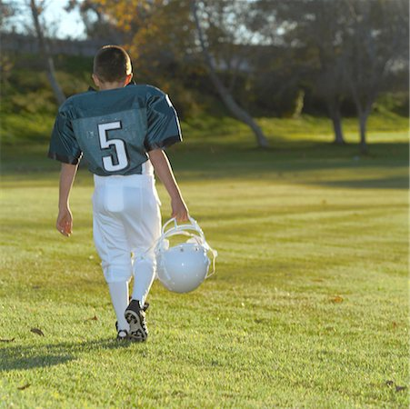 Defeated Pee Wee Leaguer Stock Photo - Premium Royalty-Free, Code: 621-00745547