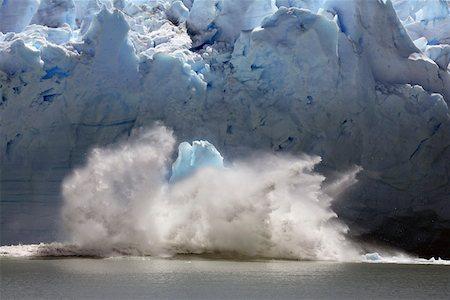 perito moreno glacier - Ice Calving, Perito Moreno Glacier, Argentina Stock Photo - Premium Royalty-Free, Code: 621-01113866