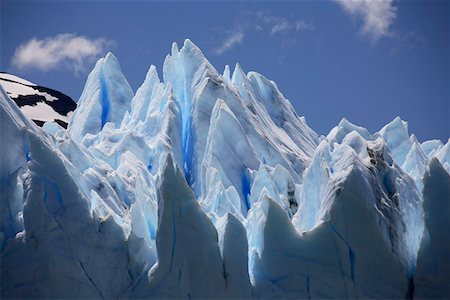 perito moreno glacier - Ice Peaks on the Perito Moreno Glacier, Argentina Stock Photo - Premium Royalty-Free, Code: 621-01113863