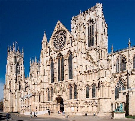 City of York Stock Photo - Premium Royalty-Free, Code: 621-03569892