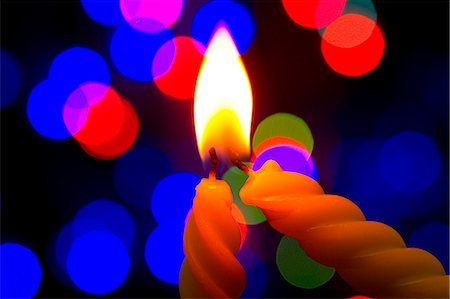 Candlelight Stock Photo - Premium Royalty-Free, Code: 622-06010007