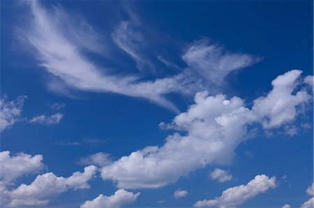 Clouds And Sky Stock Photo - Premium Royalty-Free, Code: 622-06190833