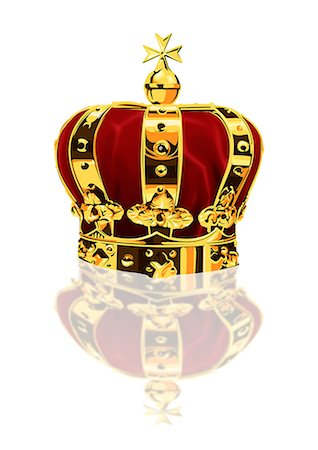 Close Up Of Crown Stock Photo - Premium Royalty-Free, Code: 622-06190980